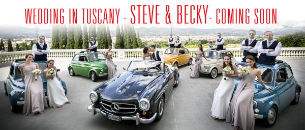 Wedding video in Florence Tuscany