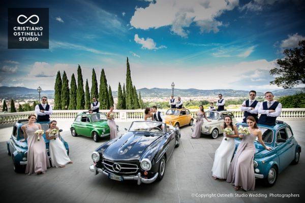 Weddings in Tuscany