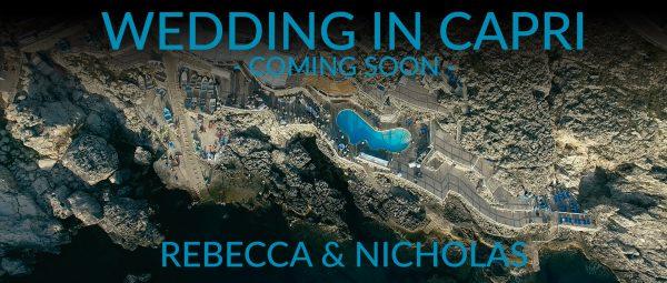 Wedding video in Capri