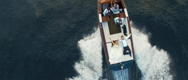 Wedding video villa d'Este