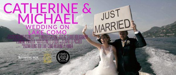Lake Como wedding video