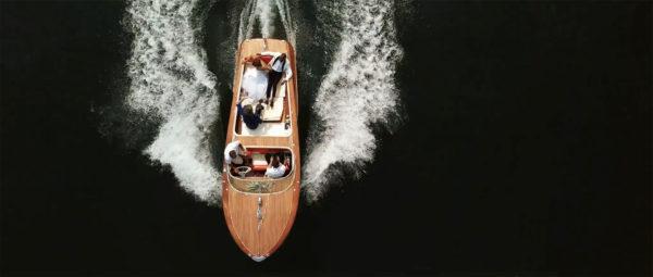 Video elopement on lake Como