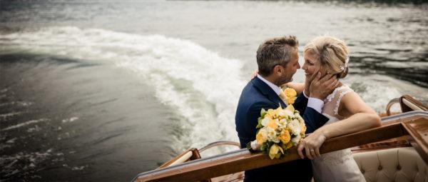 Wedding video at Villa Balbianello