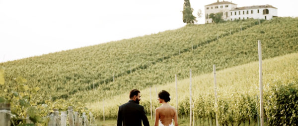 Wedding video Piedmont countryside