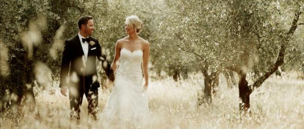 Wedding video Tuscany