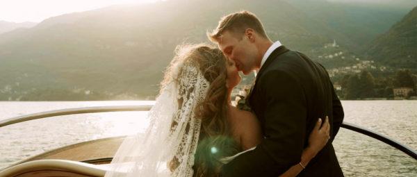 Wedding video Villa Balbianello