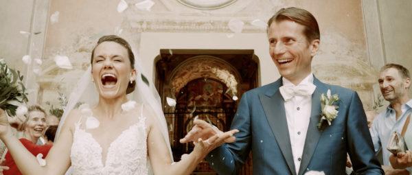 Video wedding Lake Lugano