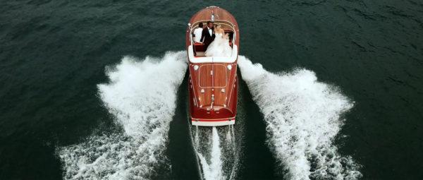 Lake Como wedding videography