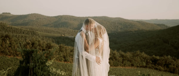 Tuscany wedding video